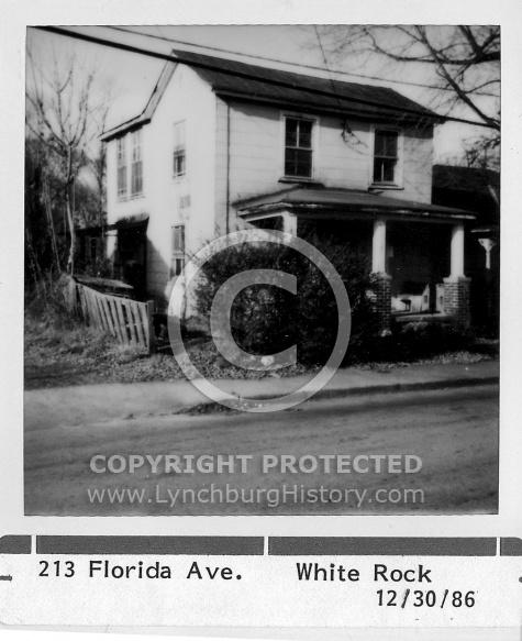 : 213 Florida Avenue