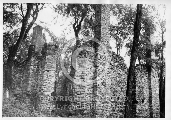 Mt Athos - Ruins