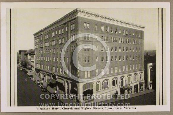: Hotel Virginian 6 jg