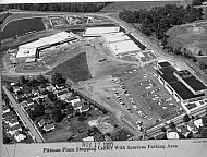 Pittman Plaza - Aerial 1960