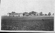 Farm With House and Barn