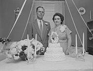: John Woody Wedding, October 15, 1985
