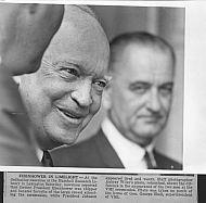 : Eisenhower Johnson at VMI