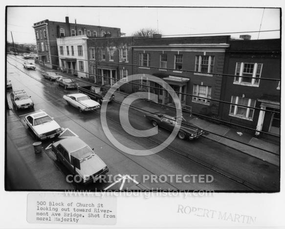 500 Block - Church Street