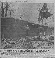 C & S Cafe - 1962