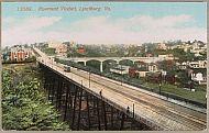 Bridges and Rivers : Bridge Rivermont Viaduct jg