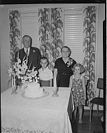 : 50 Golden, Ewers Wedding, July 1951