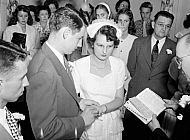 : SHANER ADAMS WEDDING, JUNE 19
