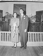 : Campbell Wedding, December 1955