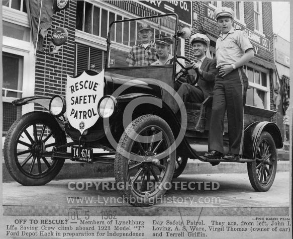 : Model T rivermont 1967