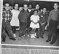 Bethune Nursery School Singers