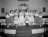 : BAPTIST CHURCH SUNBEAMS, OCTOBER 23