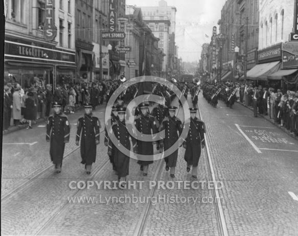 Lynchburg - Main Street Parade