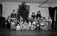: KINDERGARTEN, CHRISTIAN CHURCH CHRISTMAS PARTY, DEEMBER 22