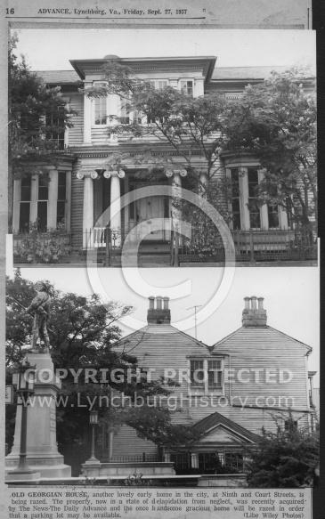 Court Street -  Pollard Drysdale House