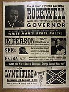 : Lynchburg Armory poster jg