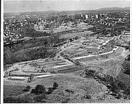 Dearington - Aerial 1959