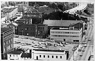 Lynchburg - Main Street - Aerial View