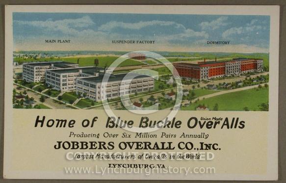 : Factory Blue Buckle jg