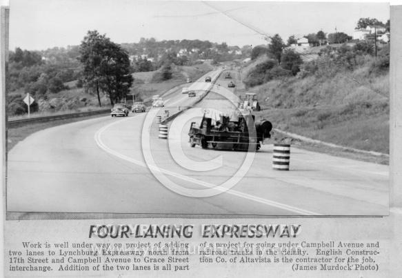 : US 29 Expressway 4-laning 57