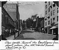 View of Ninth Street