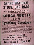 : Poster stockcar jg