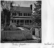 Miller Clayton House - Garden Facade