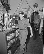 : Cap Harris Service Station, August, 1985