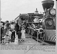 : Civil war cent Train