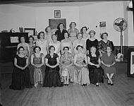 : Rebecca Lodge  #22, madison Heights, January 18, 1955
