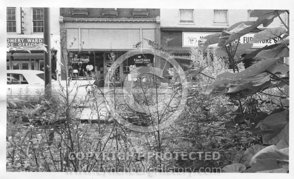 : Main st 600 block 1964