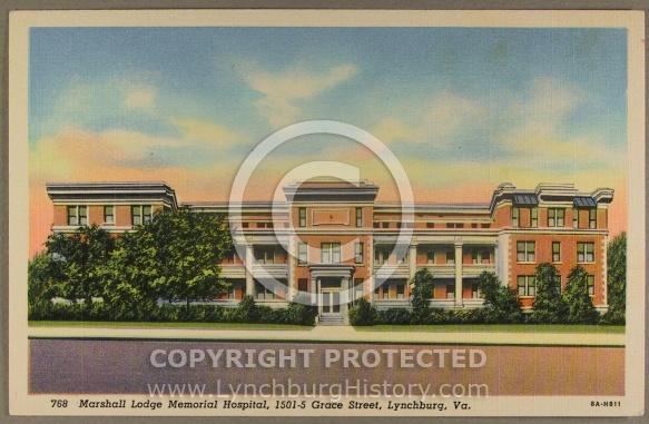 : Hospital Marshall Lodge jg