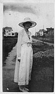 Lillian Duncan - White Dress