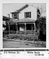 : 313 Walnut street