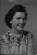 : MISS CAROL INGE, TOM BANTON'S SISTER