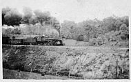 Train, San Angelo, 1913