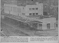 N&W 9th Street Station Razed