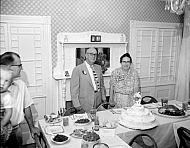 : G.L.SHANER, 50TH WEDDING, JULY 18