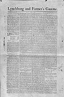 Lynchburg and Farmer's Gazette - 1794