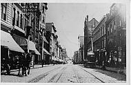 Lynchburg - Main Street - 1900