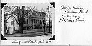 Davis House - Harrison Street