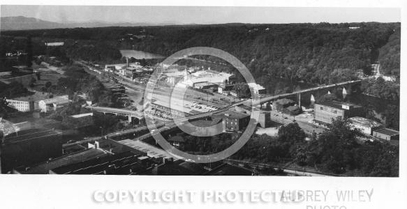 Williams Viaduct Bridge - Aerial 1983