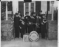: SalvationArmy band 1955