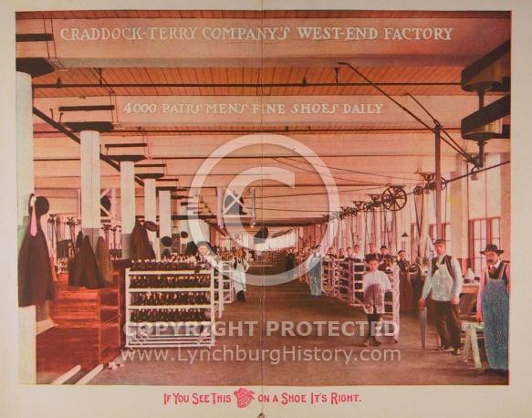 : Factory Craddock ter int jg