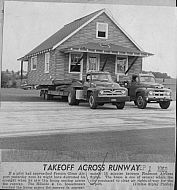 : House moving 1960