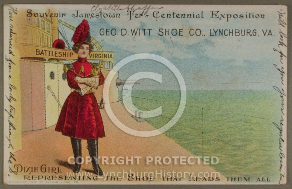 : Factory Witt shoe jg