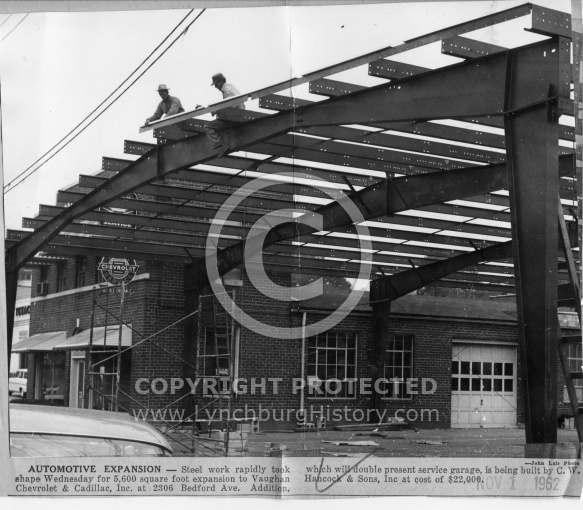 : Vaughan Chev const 62