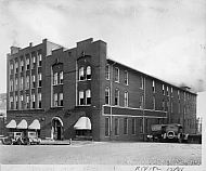 Old Dominion Box Company - Building  1920s