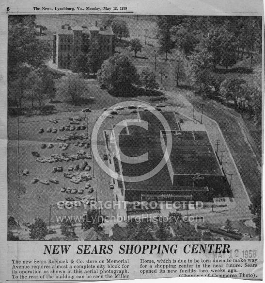 : Sears Miller Aerial