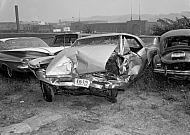 : Woody, Car Wreck